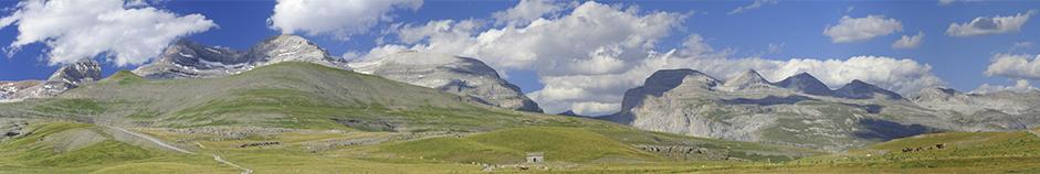 Entorno natural Parque Nacional de Ordesa y Monte Perdido